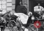 Image of King George V with Kaiser Wilhelm II Germany, 1913, second 4 stock footage video 65675027574
