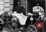 Image of King George V with Kaiser Wilhelm II Germany, 1913, second 7 stock footage video 65675027574