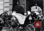 Image of King George V with Kaiser Wilhelm II Germany, 1913, second 8 stock footage video 65675027574