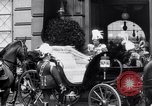 Image of King George V with Kaiser Wilhelm II Germany, 1913, second 9 stock footage video 65675027574