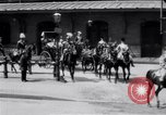 Image of Czar Nicholas II visiting Kaiser Wilhelm II Germany, 1913, second 12 stock footage video 65675027575