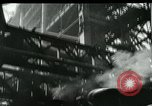 Image of Steel manufacturing for war armament Germany, 1936, second 9 stock footage video 65675027592
