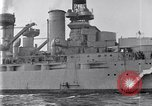 Image of USS Tennessee New York United States USA, 1918, second 11 stock footage video 65675027599