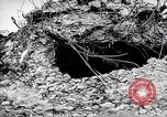 Image of Destroyed Japanese fortifications on Iwo Jima Iwo Jima, 1945, second 4 stock footage video 65675027606