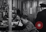 Image of Crewmen on ship United States USA, 1953, second 2 stock footage video 65675027613