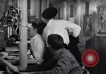 Image of Crewmen on ship United States USA, 1953, second 5 stock footage video 65675027613