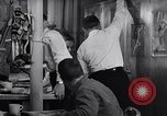 Image of Crewmen on ship United States USA, 1953, second 7 stock footage video 65675027613