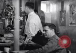 Image of Crewmen on ship United States USA, 1953, second 9 stock footage video 65675027613