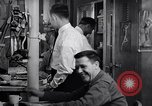 Image of Crewmen on ship United States USA, 1953, second 11 stock footage video 65675027613