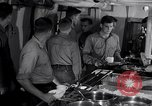 Image of Navy crewmen United States USA, 1953, second 6 stock footage video 65675027614