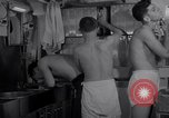 Image of Living conditions aboard ship United States USA, 1953, second 8 stock footage video 65675027615