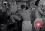 Image of Living conditions aboard ship United States USA, 1953, second 9 stock footage video 65675027615
