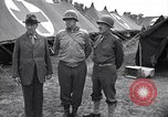 Image of General Omar N Bradley and Secretary of State Cordell Hull Normandy France, 1944, second 10 stock footage video 65675027616