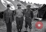 Image of General Omar N Bradley and Secretary of State Cordell Hull Normandy France, 1944, second 11 stock footage video 65675027616