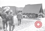 Image of Cordell Hull visiting wounded U.S. soldiers at a field hospital Normandy France, 1944, second 2 stock footage video 65675027620