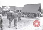 Image of Cordell Hull visiting wounded U.S. soldiers at a field hospital Normandy France, 1944, second 3 stock footage video 65675027620