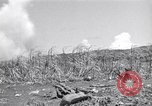 Image of U.S. marines in battle of Saipan Saipan Northern Mariana Islands, 1944, second 5 stock footage video 65675027621