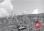 Image of U.S. marines in battle of Saipan Saipan Northern Mariana Islands, 1944, second 6 stock footage video 65675027621