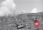 Image of U.S. marines in battle of Saipan Saipan Northern Mariana Islands, 1944, second 7 stock footage video 65675027621