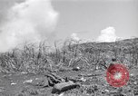 Image of U.S. marines in battle of Saipan Saipan Northern Mariana Islands, 1944, second 8 stock footage video 65675027621