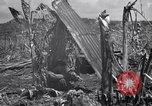 Image of U.S. Marines in improvised shelters  Saipan Northern Mariana Islands, 1944, second 6 stock footage video 65675027622