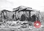 Image of U.S. Marines in improvised shelters  Saipan Northern Mariana Islands, 1944, second 8 stock footage video 65675027622
