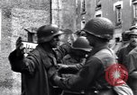 Image of German prisoners of war captured in St Lo Saint Lo France, 1944, second 5 stock footage video 65675027627