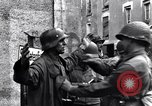 Image of German prisoners of war captured in St Lo Saint Lo France, 1944, second 6 stock footage video 65675027627