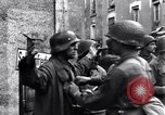 Image of German prisoners of war captured in St Lo Saint Lo France, 1944, second 7 stock footage video 65675027627