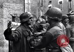 Image of German prisoners of war captured in St Lo Saint Lo France, 1944, second 8 stock footage video 65675027627