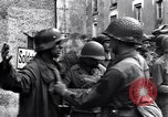 Image of German prisoners of war captured in St Lo Saint Lo France, 1944, second 9 stock footage video 65675027627