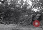 Image of soldiers Saint Lo France, 1944, second 12 stock footage video 65675027630