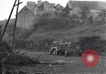 Image of soldiers Saint Lo France, 1944, second 4 stock footage video 65675027631