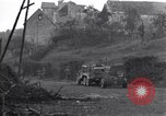 Image of soldiers Saint Lo France, 1944, second 5 stock footage video 65675027631