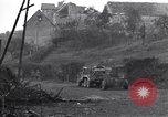 Image of soldiers Saint Lo France, 1944, second 7 stock footage video 65675027631