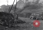Image of soldiers Saint Lo France, 1944, second 9 stock footage video 65675027631