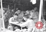 Image of Chinese and United States officers Myitkyina Airdrome Burma, 1944, second 4 stock footage video 65675027634