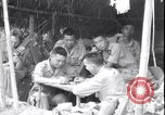 Image of Chinese and United States officers Myitkyina Airdrome Burma, 1944, second 5 stock footage video 65675027634