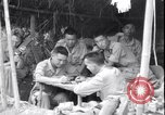 Image of Chinese and United States officers Myitkyina Airdrome Burma, 1944, second 6 stock footage video 65675027634