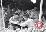 Image of Chinese and United States officers Myitkyina Airdrome Burma, 1944, second 7 stock footage video 65675027634