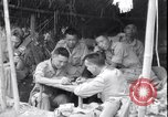 Image of Chinese and United States officers Myitkyina Airdrome Burma, 1944, second 8 stock footage video 65675027634