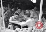 Image of Chinese and United States officers Myitkyina Airdrome Burma, 1944, second 11 stock footage video 65675027634