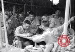 Image of Chinese and United States officers Myitkyina Airdrome Burma, 1944, second 12 stock footage video 65675027634
