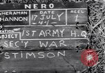 Image of Henry L Stimson Normandy France, 1944, second 1 stock footage video 65675027637