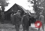 Image of General Henry L Stimson France, 1944, second 8 stock footage video 65675027639