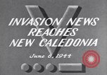 Image of New Caledonian civilians New Caledonia Australia, 1944, second 6 stock footage video 65675027641