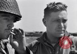 Image of soldiers Cherbourg Normandy France, 1944, second 5 stock footage video 65675027644