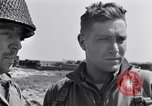 Image of soldiers Cherbourg Normandy France, 1944, second 6 stock footage video 65675027644