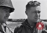 Image of soldiers Cherbourg Normandy France, 1944, second 7 stock footage video 65675027644