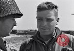 Image of soldiers Cherbourg Normandy France, 1944, second 9 stock footage video 65675027644